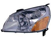 HONDA PILOT 03 04 05 HEAD LIGHT LAMP 33151-S9V-A01 , 33151S9VA01 HO2518105 LH