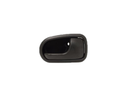 MAZDA PROTEGE 01-03 FRONT REAR INNER BLACK DOOR HANDLE S54N58330B65 MA1353109 RH