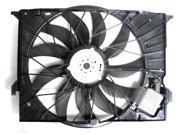 MERCEDES BENZ S600 S65 S63 CL600 CL63 CL65 CLS63 E320 E63 COOLING FAN 2115001893