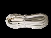 3.5mm 3 Pole heavy duty Aux Audio Stereo Plug/Plug M/M Cable