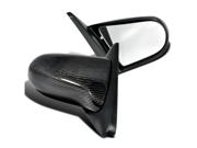 Honda Civic Ex Dx Lx 2 3 Door Power Carbon Fiber Spoon Side Mirrors