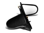 Honda Civic Ex Dx Lx 2 3 Door Power Spoon Side Mirrors Carbon Fiber
