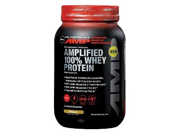 GNC Pro Performance AMP 100% Whey Protein 2lb - Vanilla