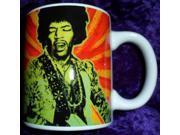 Jimi Hendrix Ceramic Mug