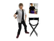 Justin Bieber Singing Doll - White