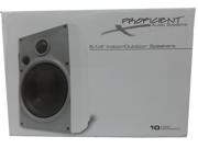 "Proficient Audio Systems AW525 5.25"" Indoor/Outdoor Speakers - Black"