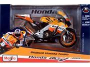 Maisto 1:10 2009 Repsol Honda Team