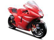 Maisto 1:10 2009 Ducati Team
