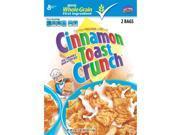 Cinnamon Toast Crunch - 49.5 oz. bag - 2 ct.