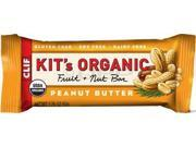 Clif Kit's Organic Peanut Butter, 12 - 1.76 oz