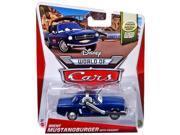 Disney/Pixar Cars Mainline 1:55 Die Cast Car - Brent Mustangburger with Headset