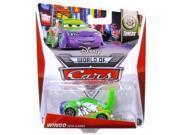 Disney/Pixar Cars 2013 Wingo With Flames (Tuners 1/8) Version