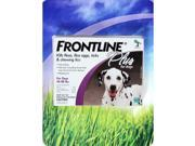 Frontline Plus Flea Tick and Lice Control for Dogs 45-88 lbs.