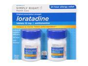 Simply Right Loratadine Antihistamine - 2/200 ct.