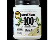CytoSport Muscle Milk 100 Calorie Vanilla 1.65 lbs