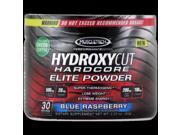 MuscleTech Hydroxycut Elite Thermogenic Powder Blue Raspberry 83 g 30 svg