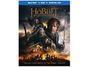 The Hobbit: The Battle of the Five Armies (Blu-ray + DVD + Digital HD UV Combo)