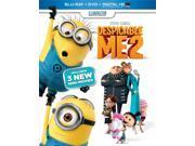 Despicable Me 2 (Blu-ray + DVD + Digital HD UltraViolet)