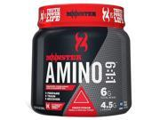 Cytosport Monster Amino 6:1:1 Supplement, Fruit Punch, 10.6 Ounce