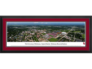 OKLAHOMA - Deluxe Framed Panoramic Print