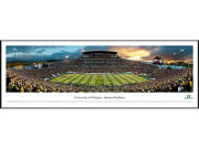 OREGON - FOOTBALL - Standard Framed Panoramic Print