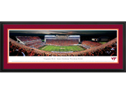 VIRGINIA TECH - Deluxe Framed Panoramic Print