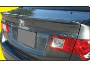 Painted 2009-2010 Acura TSX Lip Spoiler Factory Style