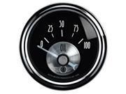 Auto Meter 2028 Prestige Series Black Diamond Mechanical Oil Pressure Gauge