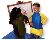Kinder Smocks Long Sleeves Ages 2-3