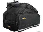 Topeak MTX TrunkBag DX Rack Bag: Black