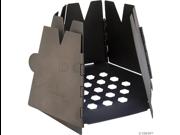 Vargo VR415 Outdoors Titanium Hexagon Backpacking Wood Stove Slim Compact Design