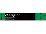 DT Swiss Champion 2.0 x 296mm black spokes. Box of 72  .
