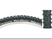 Panaracer Fire Cross 700x45c Knobby Folding Black Tire