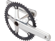 SRAM Omnium 165mm Silver 48T Track Crankset with GXP Bottom Bracket