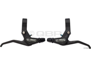 Tektro MT 5.0 UD Carbon Eclipse Linear Pull Brake Lever Set