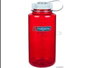 Nalgene Wide Mouth Water Bottle: 32oz~ Outdoor Red
