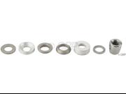 Kool-Stop Thinline Brake Pad Hardware Kit: For 1 Pair of Pads