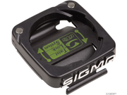 Sigma Handlebar/ Stem Mount for DTS/ STS wireless computers using a CR2032