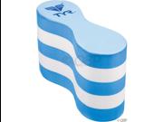 TYR Swim Pull Float Blue/White for Swimming