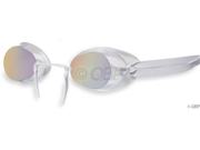 TYR Socket Rocket 2.0 Goggle: Metallized Clear Mirror Lens