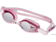 TYR Femme T-72 Petite Goggle: Metallized Pink Lens