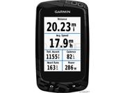 Garmin Edge 810 Cycling Computer: Black
