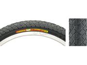 "Kenda K50 16x 2.125"" White Tire"