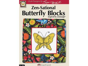 Design Originals-Zen-Sational Butterfly Blocks