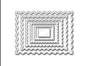 Die-Namics Die-Postage Stamp STAX