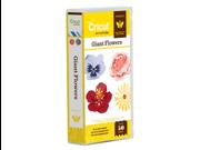 Giant Flowers Cricut Cartridge