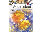 Search Press Books-Watercolor Painting Step-By-Step