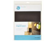 Printable Magnet Paper Silhouette SD