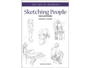 Search Press Books-The Art Of Drawing: Sketching People