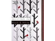 Leisure Arts-Quilting In Black & White